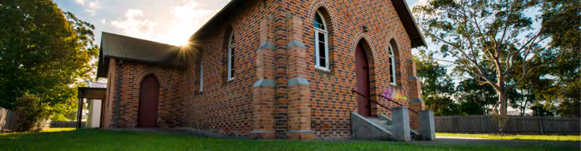 A Congregation of the Presbyterian Church of Eastern Australia